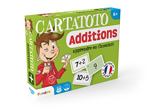 """Fundels \""""Cartatoto\"""" Lernspiel (französische Version)"""