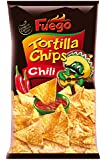 Fuego Tortilla Chips Chili, 2er Pack (2 x 450 g)