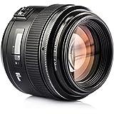 Yongnuo 85mm F1.8 prime lens grande ouvertured pour Canon EF