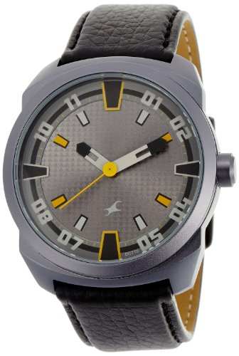 Fastrack OTS Sports Analog Grey Dial Men's Watch - 9463AL04