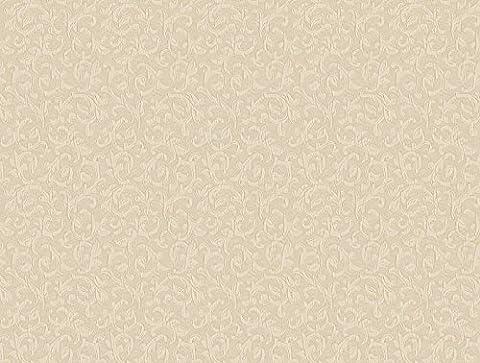 5381 - Fond d'écran Angelica Swirls Cream Galerie