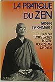 Image de La pratique du zen