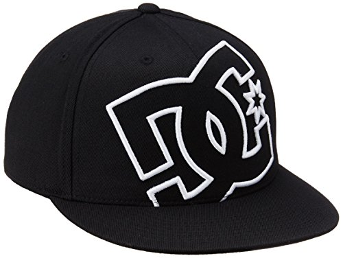 DC Shoes Herren Hat Ya Heard M BLK, Black, L/XL, ADYHA00141-BLK (Shoes Xl Dc)