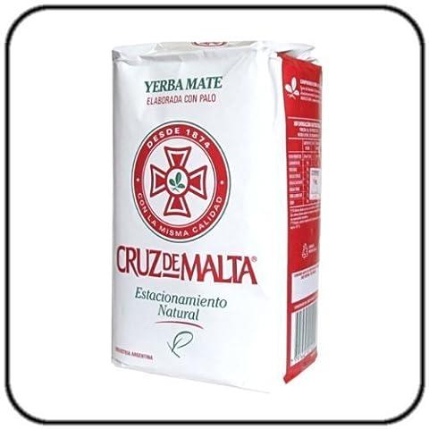 Cruz De Malta 1/2 Kilo Yerba Mate, Garden, Lawn, Maintenance