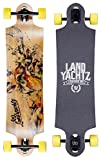 Landyachtz Switchblade LDYCO020 Yellow Zombies Mini Longboard komplett