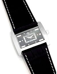 ANTONELLI 960004 - Reloj Unisex movimiento de cuarzo con correa de piel