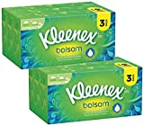 Kleenex Balsamo, fazzoletti Box, 3X 60Panni, confezione da (2X 3pezzi)