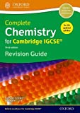 Complete Chemistry for Cambridge IGCSE Revision Guide  2014: Comprehensive Revision for Cambridge IGCSE Biology (Igcse Revision Guides)