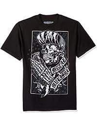 Metal Mulisha - - El rincón de la camiseta de los hombres de