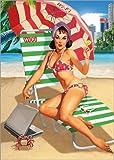 Posterlounge Impresión en metacrilato 120 x 170 cm: Wi Fi Pin-up de Tanja Doronina