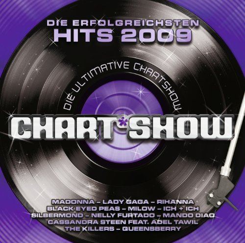 Die ultimative Chart-Show - Hits 2009