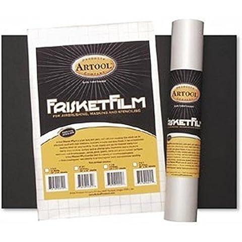 Gloss Frisket Film - Pellicola lucida per mascheratura Artool 35,5 cm x 3,66 m