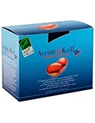 Aceite de Krill 180 perlas de 500 gr. de Cien Por Cien Natural