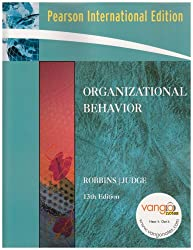 Organizational Behavior: International Edition
