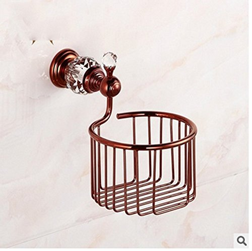 kvmd-menage-continental-wmounted-antique-cristal-or-rose-panier-accueil-titulaire