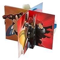 Hallmark 22.8 cm X 0.2 cm X 15.9 cm 360 Pop Out Avengers Birthday Card