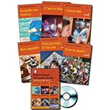 Brilliant French Information Books Pack: Level 2: A Graded French Non-Fiction Reading Scheme for Primary Schools (Brilliant Non Fiction)