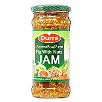 DURRA Fig Jam With Nuts 430gm(Pack of 1)