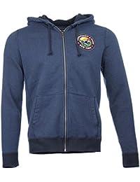 Abercrombie & Fitch - Sweat-shirt à capuche - Homme bleu bleu marine