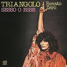 """Triangolo / Sesso O Esse [Vinile rosso  12"""" 45 giri] (Esclusiva Amazon.it)"""