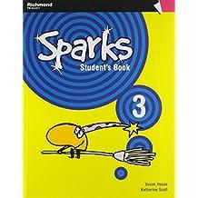 Sparks, 3 Educación PriMaría. Student's book - 9788466819640