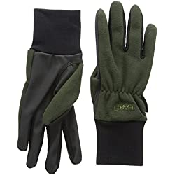 Hart Modus - Guantes de Caza para Hombre, Color Verde, Talla XL
