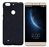 Xiaomi Redmi 3S / 3S Prime Combo of Soft Dotted Rubberized Back Cover and Tempered Glass Screen Guard