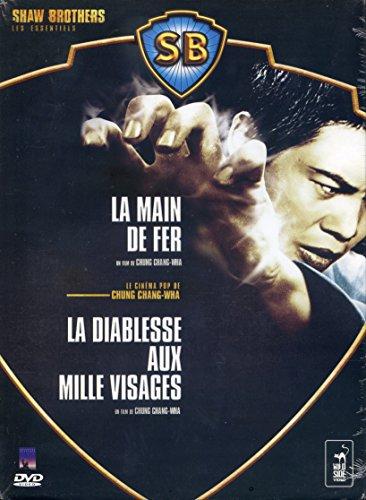Bild von Coffret Shaw Brothers - Le cinéma pop de Chung Chang-Wha - La main de fer + La diablesse aux mille visages