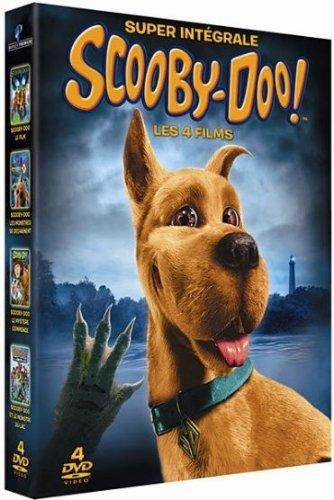 Scooby-Doo - Les 4 films (Scooby-Doo + Les monstres se déchaînent + Le mystère commence + Le monstre du lac)