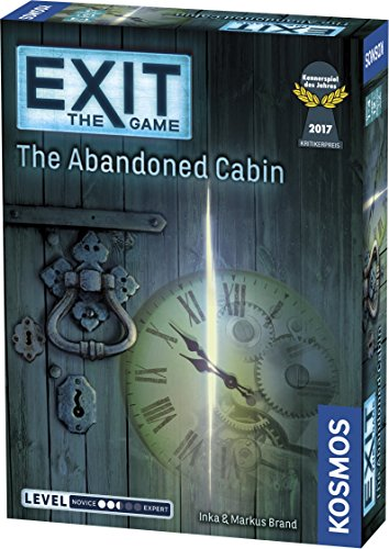 Kosmos Spiel EXiT: The Abandoned Cabin (