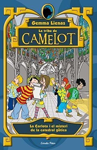 4. La Carlota i el misteri de la catedral gòtica (Catalan Edition) por Gemma Lienas