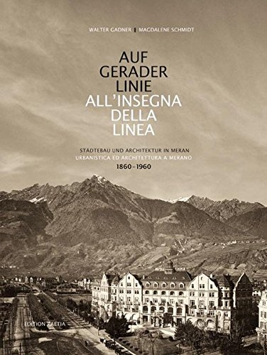 Auf gerader Linie   Allinsegna della linea par Walter Gadner