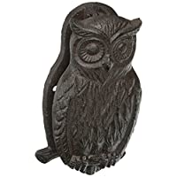 Abbott Collection Owl Door Knocker