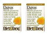 (2 PACK) - Birt & Tang Detox Tea| 50 Bags |2 PACK - SUPER SAVER - SAVE MONEY
