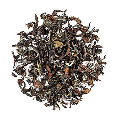 Oriental Beauty Taiwan Oolong Tee - Dongfang Meiren Taiwanese Tee - Wu Long White Tips or Blauer Tee 50g -