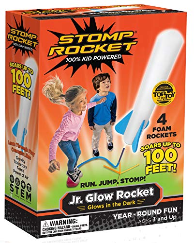 Glow Rocket Refill Pack 20015 Jr 3 Rockets Packaging May Vary