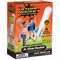 Stomp Rocket 806006 20005 Junior Glow