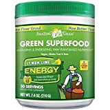 Amazing Grass énergie Lime Green Superfood 210g