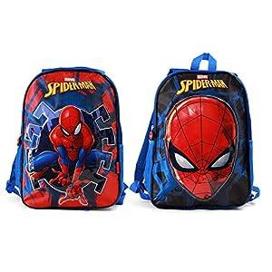 511S iXC32L. SS300  - Karactermania Spiderman Hero Mochila Infantil, 41 cm, Azul