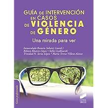 Giuía de intervención en casos de violencia de género (Psicología)