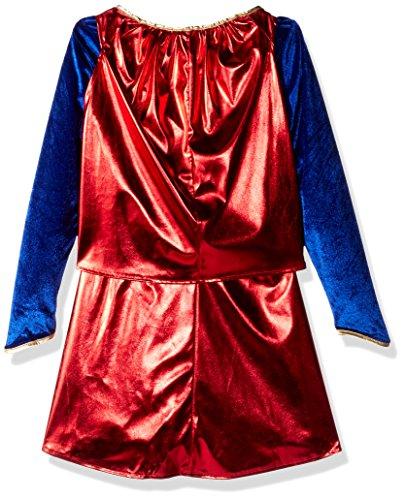 Imagen de rubbies  disfraz de supergirl para niña, talla l 8  10 años  882314l  alternativa