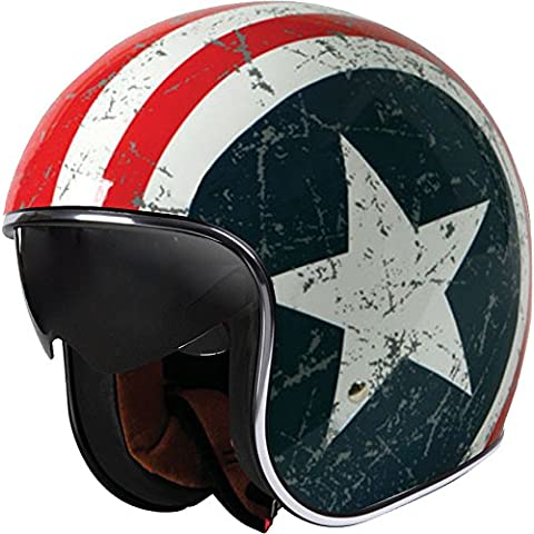 Origine Helmets Jet Casco Sprint Rebel Star