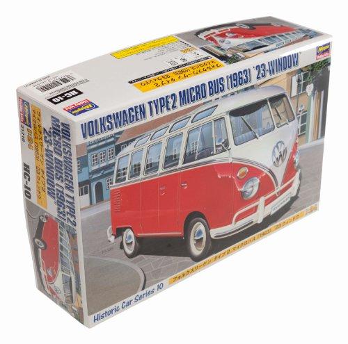 Imagen principal de Hasegawa HAS 21210  - Volkswagen Tipo 2 Micro Bus 1963
