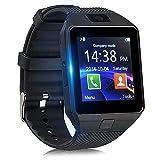 Orologio Intelligente Telefono Touch con SIM Slot Smartwatch Bluetooth per Android Orologio Fitness Uomo Donna WhatsAPP Notifiche Fitness Activity Tracker Contapassi Smart band Sport per