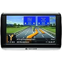 NAVIGON 42 Plus Navigationssystem (10,9cm (4,3 Zoll) Display, Europa 44, TMC, NAVIGON Flow, Text-to-Speech, Aktiver Fahrspurassistent )