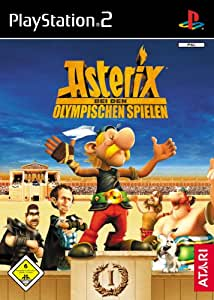 asterix bei den olympischen spielen playstation 2 games. Black Bedroom Furniture Sets. Home Design Ideas