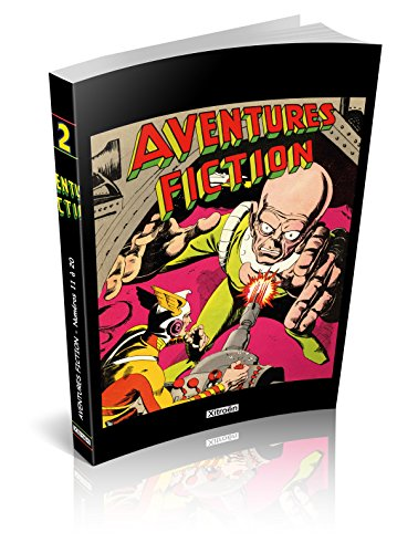 Aventures Fiction Volume 2 - Numeros 11 a 20