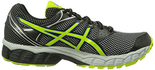Asics GEL-PULSE 6 G-TX, Chaussures de course homme Argenté (Silber/Silver/Lime/Black 9305)