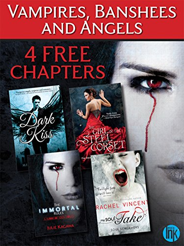 Vampires, Banshees and Angels: 4 FREE Paranormal reads to sink your teeth  into