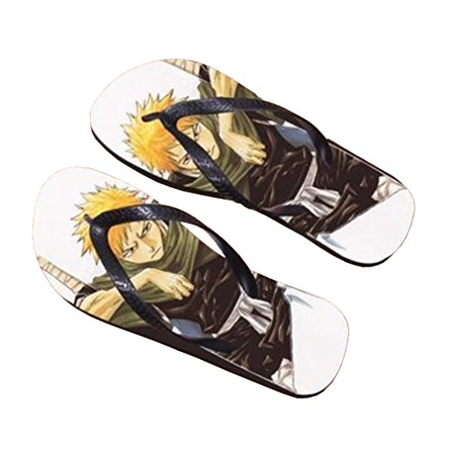 Bromeo Bleach Anime Unisex Flip Flops Zehentrenner Flip Pantoffeln 274